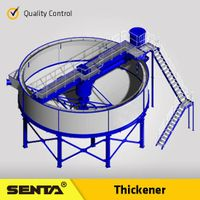 Mineral Ore Pulp Mining Concentrator Equipment Mineral Thickener