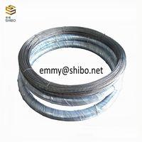 twisted tungsten wire,99.95% stranded tungsten wire