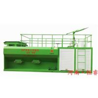 HKP-100 Hydroseeder/Landscaping machine