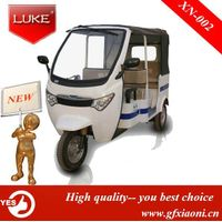 Electric Battery Auto Tuktuk Rickshaw for Passenger
