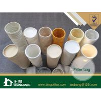 Industrial dust filter bag pluse jet bag for dust collector