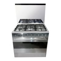 AG-329EX ADMIRAL 90X60 OVEN