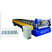 Roof &Wall Panel Roll Forming Machine