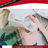 Gas Assisted Injection chair molding thumbnail image