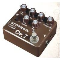 Guitar Effect Pedal Sparrow Driver & DI for Bass