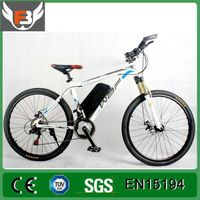 E Bike Factory Supply Electric Bicycle Hub Motor New Style 2016