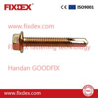 Zinc Plated High Quality Self-Drilling Screws