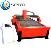 Low cost Plasma Cutter/Sheet Steel CNC Table Plasma Cutting Machine/Plasma cutting machine For SS thumbnail image