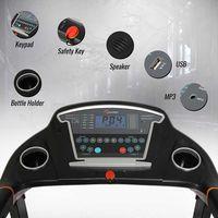 PowerMax Fitness TDA-230® Motorized Treadmill with Semi-Auto Lubrication thumbnail image