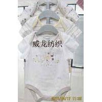 baby shirt baby top Infant Romper 3 PCS Set 100% Cotton Baby Apparel thumbnail image