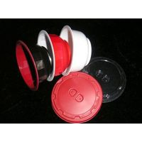 disposable PP bowl 320ml manufacture various microwave for gruel congee soup food packing thumbnail image
