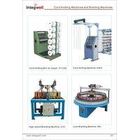 Cord Knitting Machines and Braiding Machines