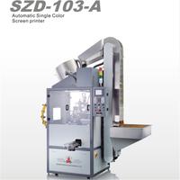 Auto 1 Color UV Tube Printer Pen Silk Screen Machinery in Stock OEM
