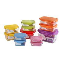 BPA Free Plastic food storage container