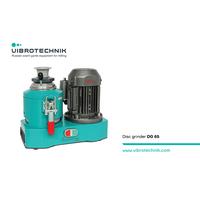 Disc grinder DG 65 - VIBROTECHNIK