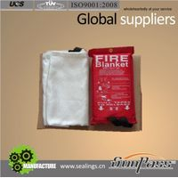 Non-thermal Insulating Properties Seal 3732 Fiberglass Cloth