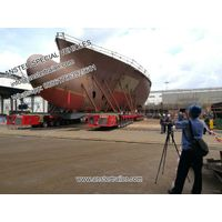 Self-propelled modular transporter/trailer SPMT for sale