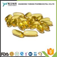 Omega 369 and Vitamin E Softgel for Healthcare