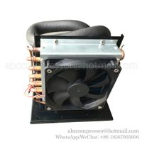mini water chiller 24v 48v for electronic cooling