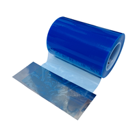 Hot blue pe protective film used for metal plate Protective film for stainless steel appliance
