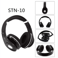 Bluetooth Headphone Headset V4.0 Model HXM-STN-10