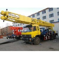 BZC-400F truck mounted water well drilling rig