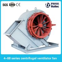 4-68  Centrifugal ventilator fan with high quality and reasonable price