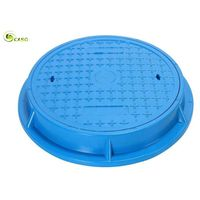 Drainage Systems BMC Manhole Cover Composite Cast Iron Trench Pit Well Covers