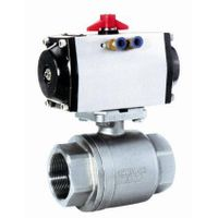 2PC Pneumatic Ball Valve thumbnail image
