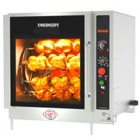 Electric Rotisserie Chicken Grill