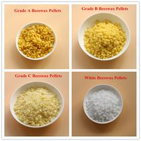 Grade A,B,C Bee Wax Product Type Bulk Beeswax Pellets 24 Months Shelf Life Organic Bees wax Granules