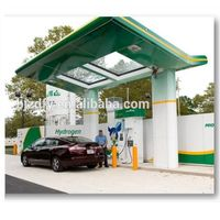 35MPA HSR-Hydrogen fuel cell vehicle gas refueling gas station for Car
