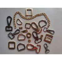 Dog hook, metal chain,buckle ,D Ring