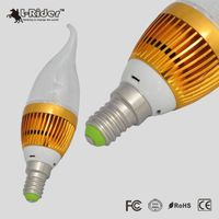 High power led candle light e14