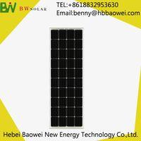 BAOWEI-100-36M Monocryslline Solar Module