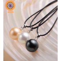 China wholesale fashion DIY shell pearl pendants&charms