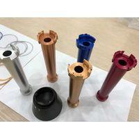 CNC machined aluminum rapid prototype thumbnail image