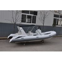 5.2m marine inflatable boat rib hypalon inflatable boat