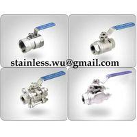 s/s ball valves