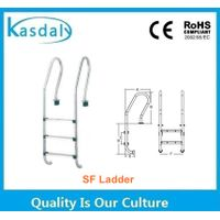 factory price 304 stainless steel swimming pool ladder with step replacement