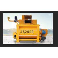 JS2000 Concrete Mixer thumbnail image