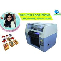 Edible Printer Cake Printing Machine