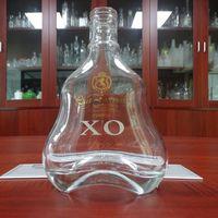 700ml Brandy XO Glass Bottle