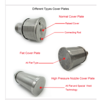 wedge wire screen nozzle filters