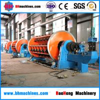 Good quality Rigid Frame Stranding Machine and Rigid Frame Strander and Wire Stranding Machines
