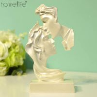 Wholesale decorative resin figurine for wedding gift