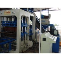 XQY6-24 Block molding machine