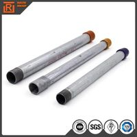 2 inch hot dip galvanized steel pipe