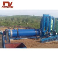 Poultry Manure Rotary Dryer for Organic Fertilizer thumbnail image