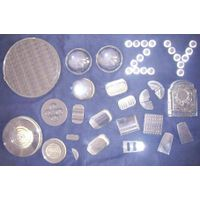 Optical glass components
